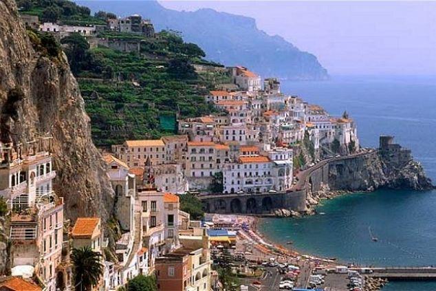 Sorrento italie